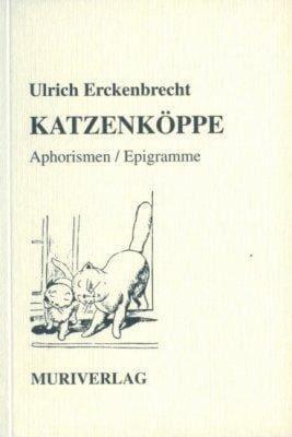 »KATZENKÖPPE« -  Ulrich Erckenbrecht